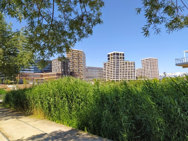 The Parc Clichy-Batignolles – Martin-Luther-King